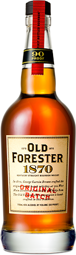 Photo credit: http://www.oldforester.com