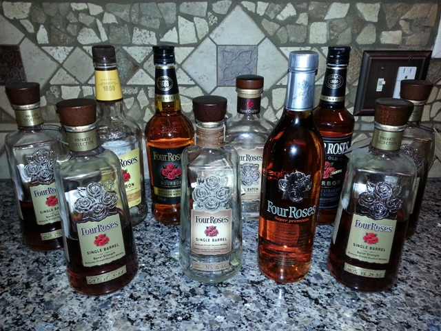 Four Roses Collection