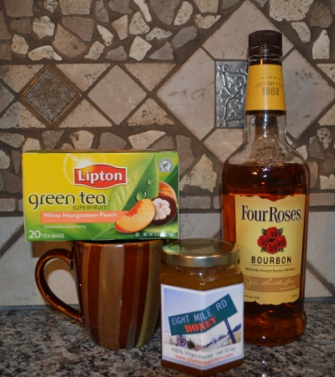 Four Roses Hot Toddy